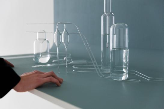 Eté perpétuel, Jeu de verre © vinciane verguethen