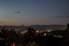 Marcher puis disparaître, Nuit Blanche Kyoto, Villa Kujoyama