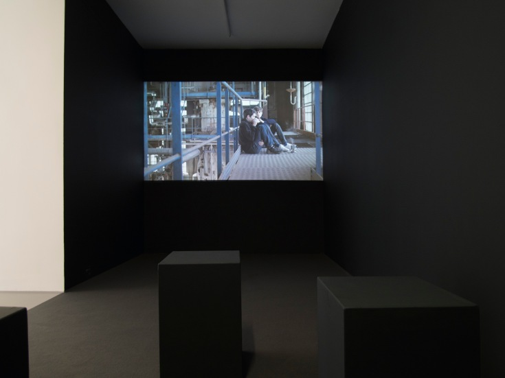 Jusqu'aux régions..., Galerie Laurence Bernard, mars 2017