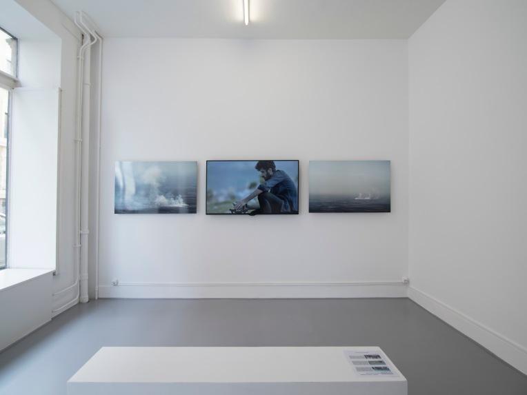 Rien que de la terre..., Galerie Laurence Bernard, mars 2017