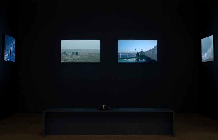 A fragile tension (2017), Biennale Jeune Création Européenne